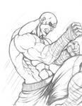 Sagat (sketch)
