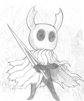 Hollow Knight sketch
