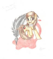 Dolly pony by Binaricious