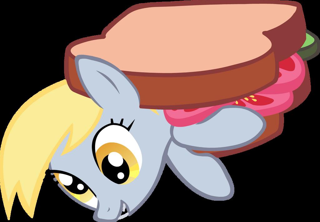 Derp sandwich by somekindahatebreeder