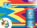 Dash Energy Drink Wallpaper