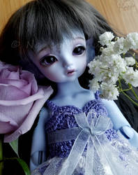 Aria's Flowers by Kelaria-Daye