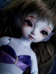 Purple Gaze by Kelaria-Daye