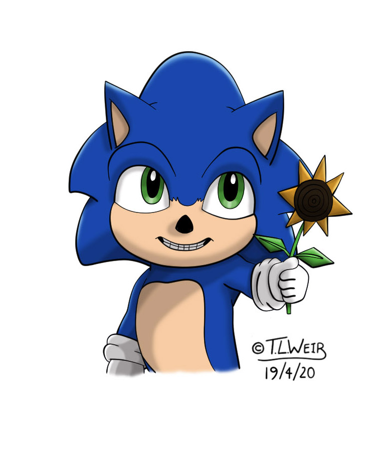 Baby Sonic By Drawinger31 On Deviantart