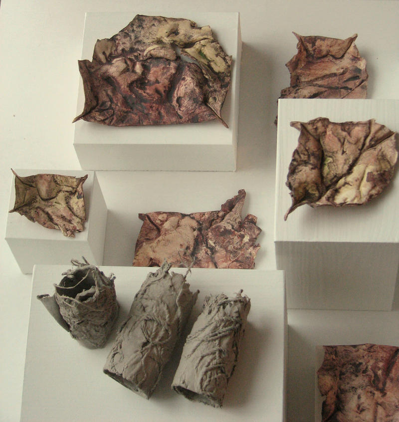 Paper clay sculpture by sa le on deviantart