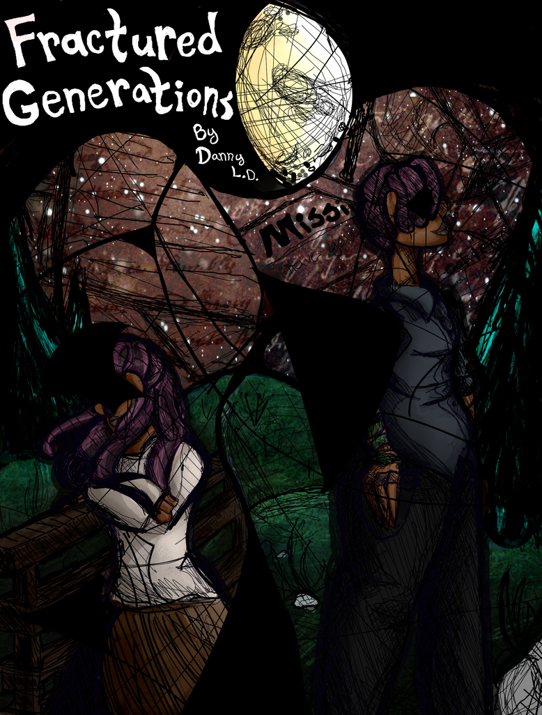 Fractured Generations Cover by Distant-Echoing