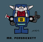 5. Mr. Persnickety