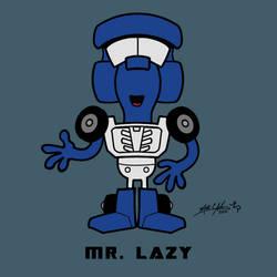 12. Mr. Lazy