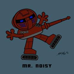 14. Mr. Noisy