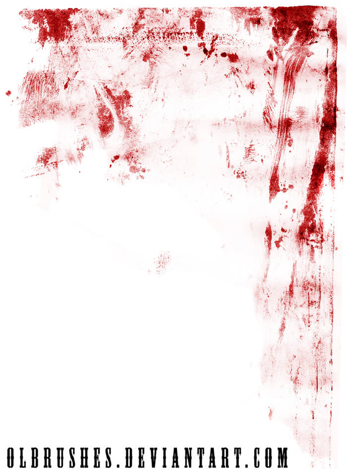 Blood Texture 01 - onlylev.com by olbrushes
