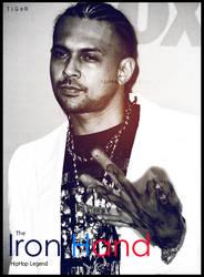 Sean Paul - The Iron Hand by TiGer4iQ