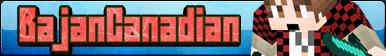 BajanCanadian Button by Mario28037