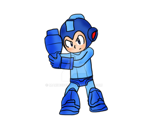 (Super Smash Bros. 4) Megaman