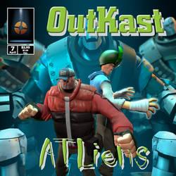 Team Fortress 2: ATLiens Parody