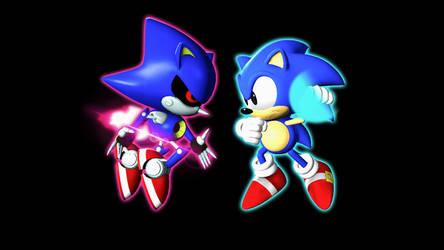 Sonic CD (JP/EU Cover)