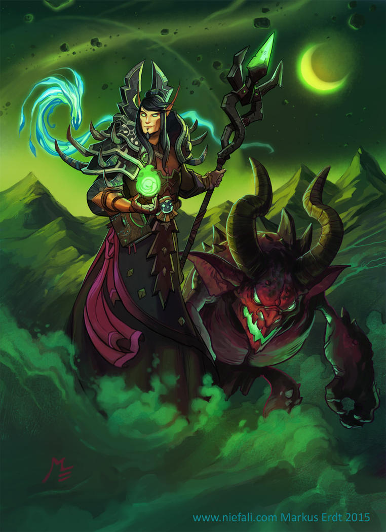 Lets Share Our Favorite Warcraft Fan Art Page 280 Scrolls Of
