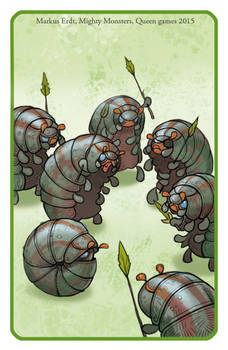 Mighty Monsters Bugs