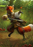 Fox fencer