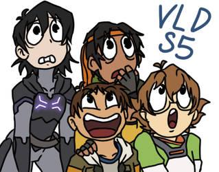 SEASON 5 HYPE by animemyster