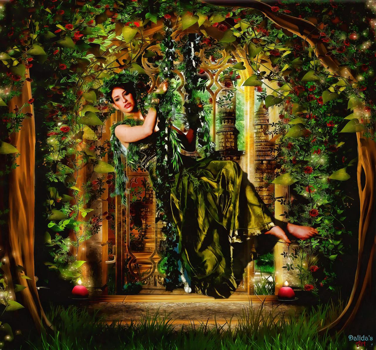 Magic Fairy-May Queen