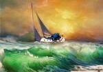 My sea, beloved