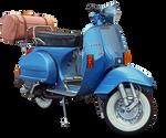 Motor Scooter Vespa