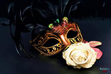 Carnival Mask by makiskan