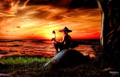 Sunset Colors by makiskan