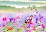 Spring Morning by makiskan