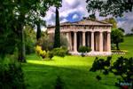 Ancient Athens-Hellas