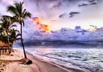 Beach by makiskan