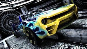 Carson GT for TrackMania