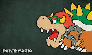 Bowser (Paper mario TTYD)