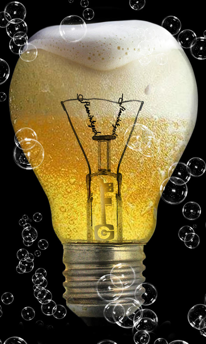 Awesome Fg Beer Lamp By Flaminkgosh ...