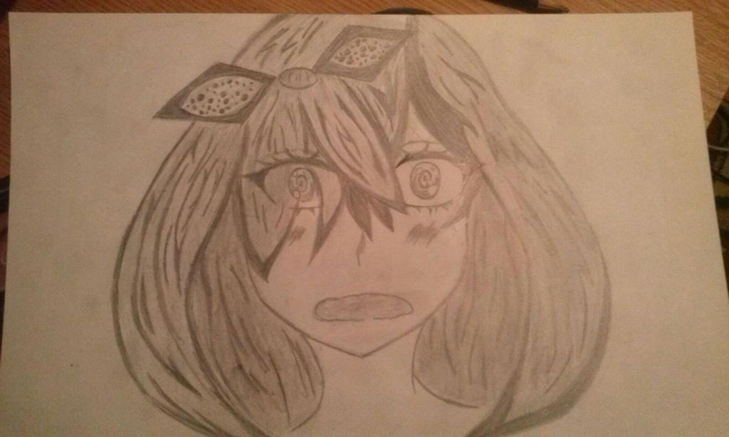Anime Girl #001 by dany95xlr