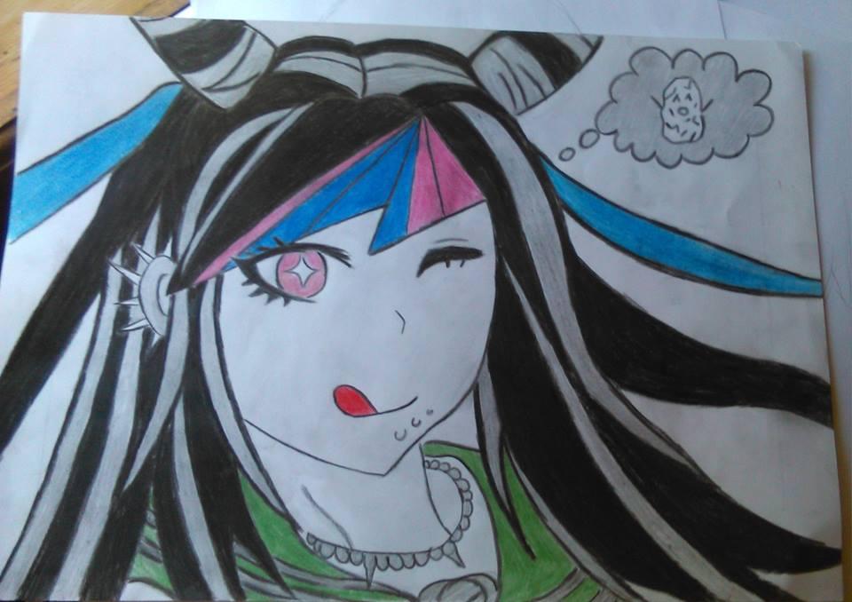 Ibuki Mioda from Danganronpa by dany95xlr