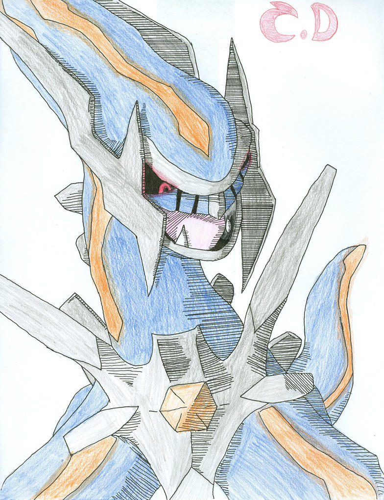 Pokemon Primal Dialga by ColorDrake on deviantART