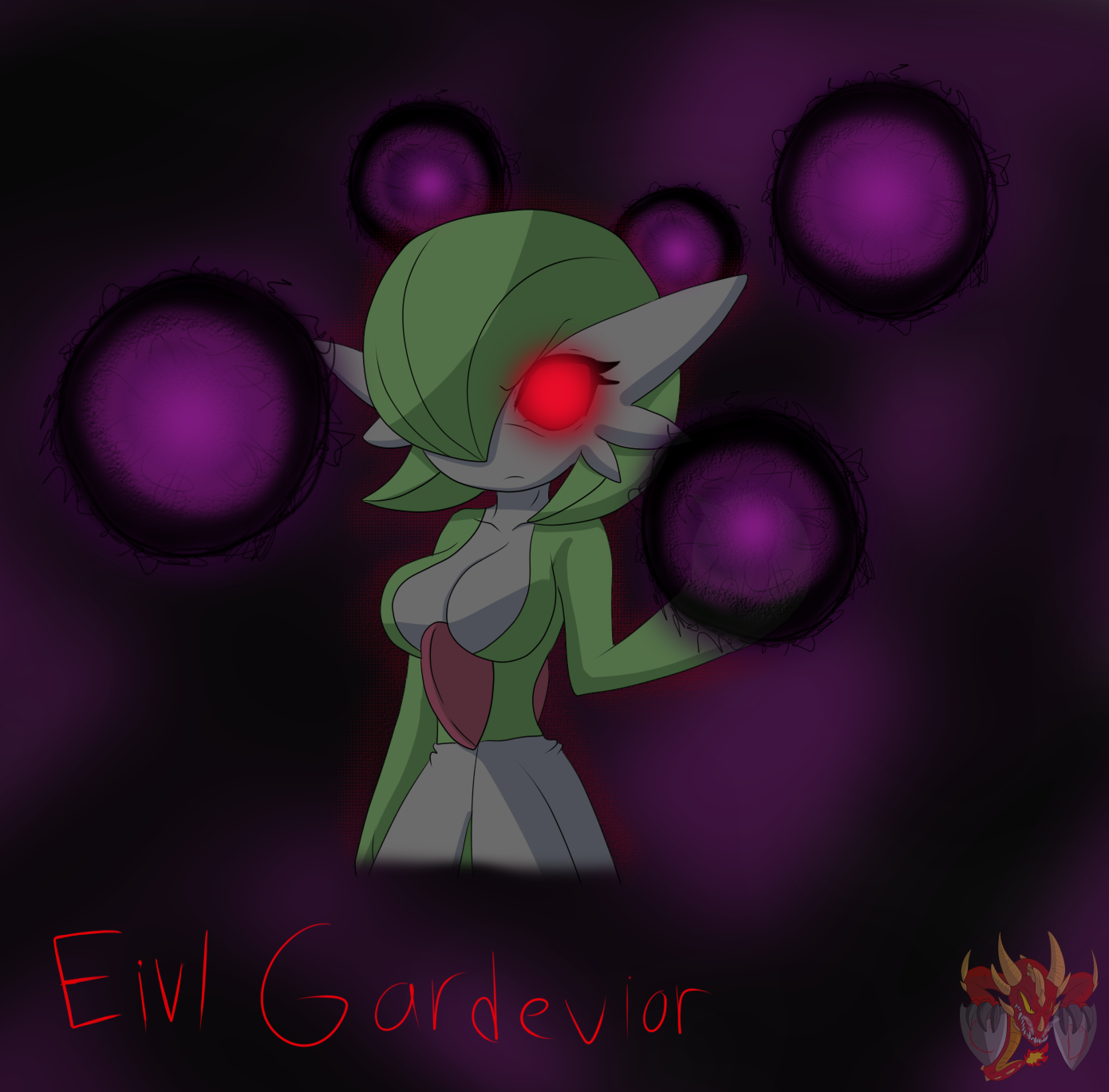 evil pokemon wallpaper - photo #34