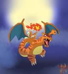 Pokemon Clone Charizard (All Fear My Fire)