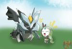 Chibi Pokemon's  (have a good luagh)