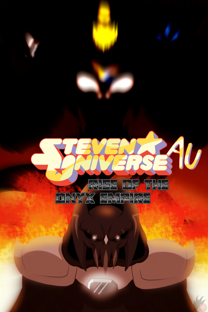 Steven Universe Au Rise of the Onyx Empire. by ColorDrake