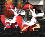 Devil Kazumi from Tekken [XNALara]