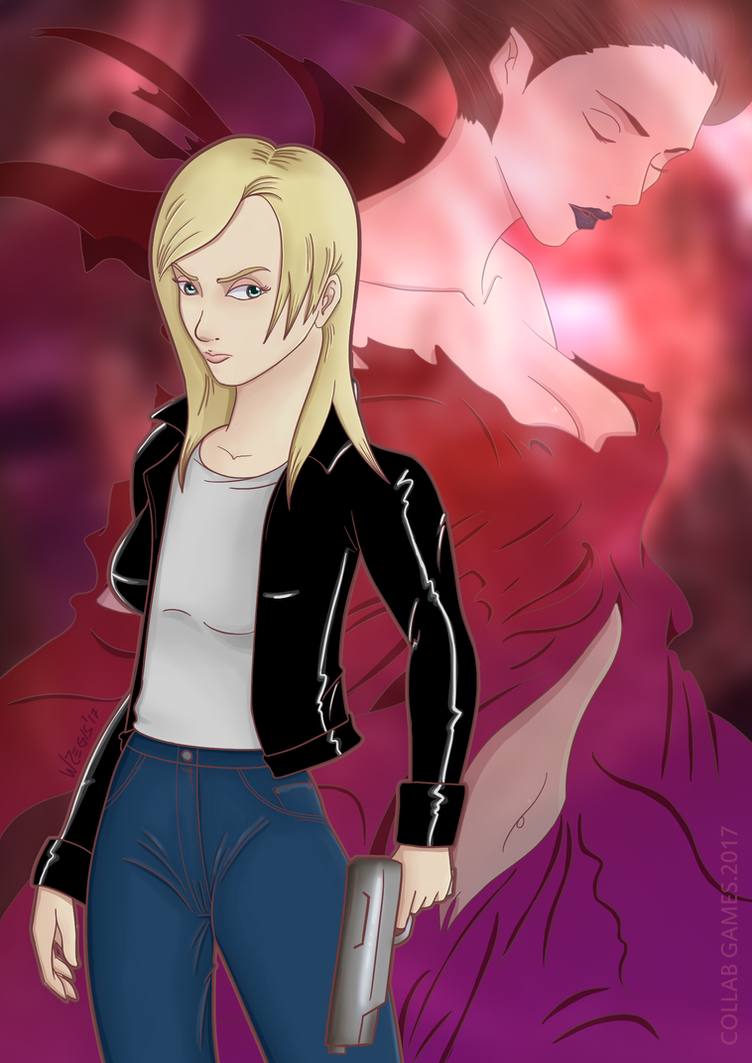 Parasite Eve by wregis