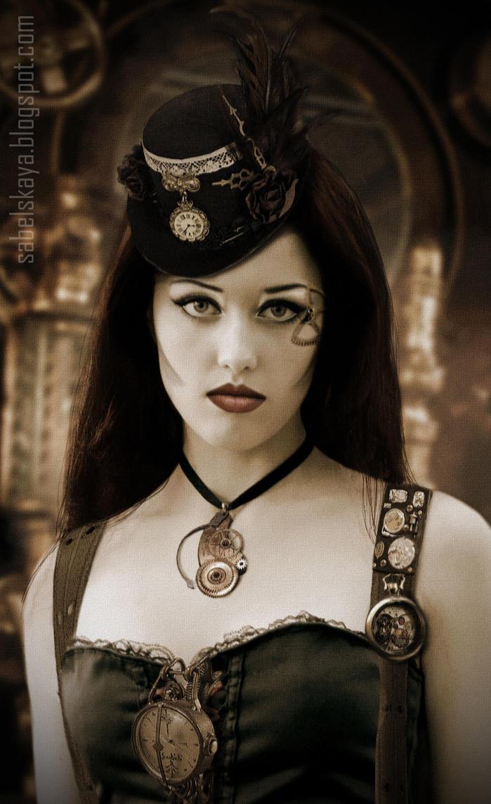 Steampunk Fashion By M31 Andromeda On Deviantart