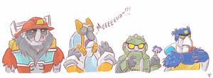 Rescue Mupbots