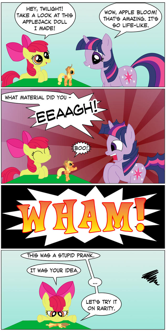 My Little Pony Xviii Perfect Isn T Easy Page 8