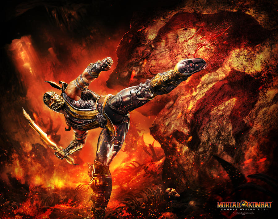 mortal kombat scorpion vs sub zero wallpaper. sub zero vs scorpion mortal