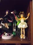 Cardcaptor Sakura Green Fairy Doll by LunarDark28