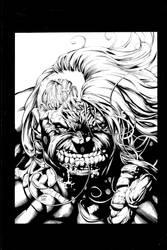 Hulk by Vandal1z