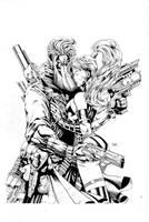 Grifter Zealot INKS by Vandal1z